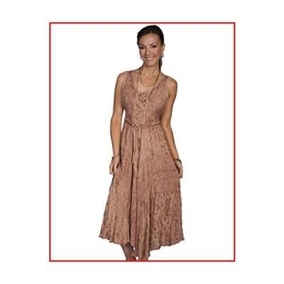 【新品】Scully Honey Creek Amelie Dress Beige MD【並行輸入品】