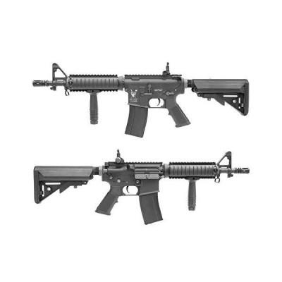 King Arms M4 CQB AEG MOSFET付 電動ガン KA-AG-215-BK