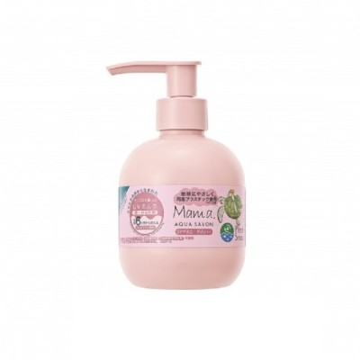 ウエニ貿易 ママアクアシャボン サンゴにも優しいUVミルク 90g