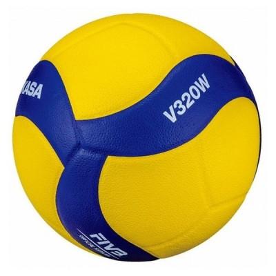 ミカサ MIKASA MIKASA ミカサ バレーボール5号球 練習球 V320W