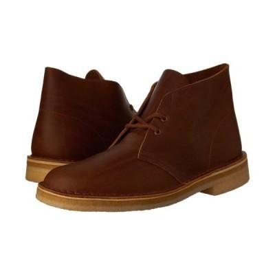 ブーツ クラークス Clarks Desert Boot Tan Tumbled 26125549 Men's Boot