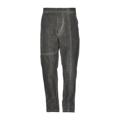トムレベル TOM REBL パンツ 鉛色 44 麻 52% / コットン 43% / 金属繊維 5% パンツ