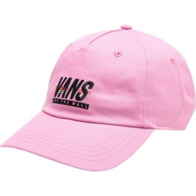 ヴァンズ VANS レディース 帽子 wm court side hat hat Light purple