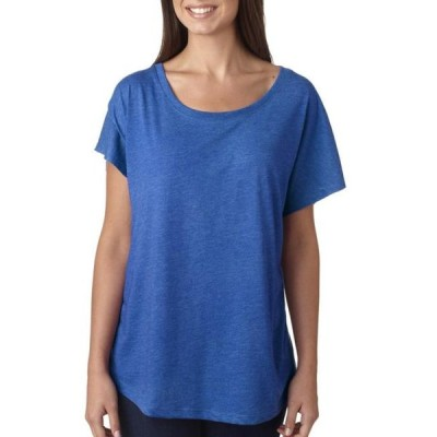 レディース 衣類 トップス Women's Tri-Blend Dolman Fashion T-Shirt Tシャツ