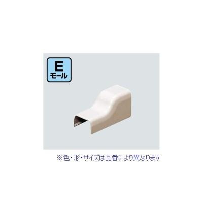 【法人限定】EMC-4M (EMC4M) 未来工業 Eモール付属品 コーナーコイント 規格4号 ミルキーホワイト