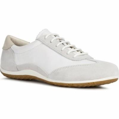 ジェオックス GEOX レディース スニーカー シューズ・靴 Vega 33 Sneaker Off White Leather