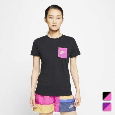 ナイキ レディース 半袖Tシャツ ウィメンズ アイコン クラッシュ Tシャツ CT8855 スポーツウェア NIKE