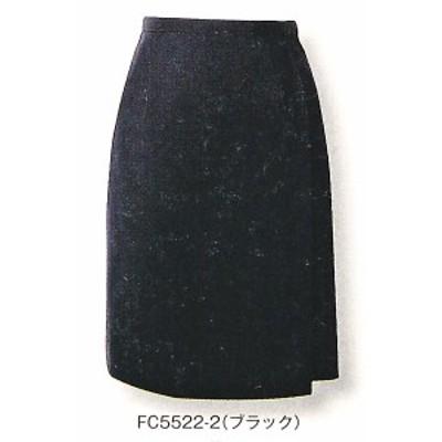 FC5522-2 キュロットスカート(9号:52cm丈) 全1色 (フォーク FOLK ヌーヴォ NUOVO 事務服 制服)