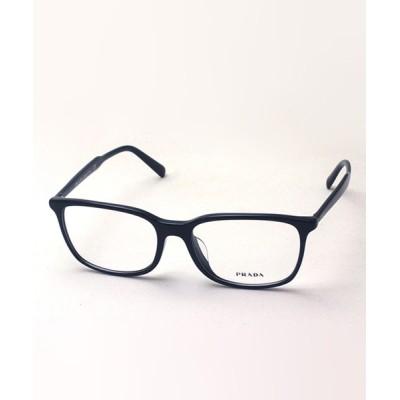GLASSMANIA -Tokyo Aoyama- / 【PRADA/プラダ】スクエア メガネ PR13XVF 1AB1O1 MEN ファッション雑貨 > メガネ