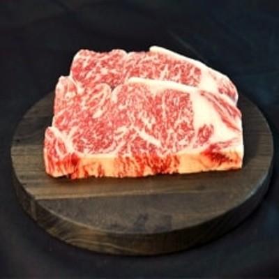福島県二本松市産 黒毛和牛サーロインステーキ2枚 計約300g