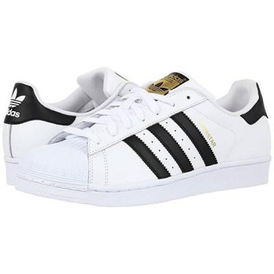 アディダス オリジナルス Superstar Foundation メンズ スニーカー 靴 シューズ Footwear White/Core Black/Footwear White