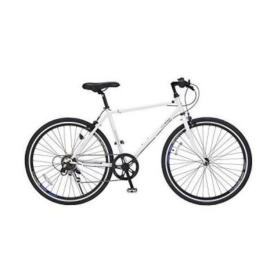 【期間限定オプションサービス! 】マイパラス(Mypallas)クロスバイク26インチ M-605 シマノ製6段ギア シンプルフレ