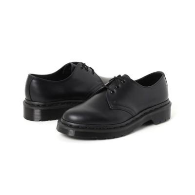 ブーツ Dr.Martens  ドクターマーチン 1461 MONO 3EYE モノ スリーアイレット 14345001 BLACK SMOOTH