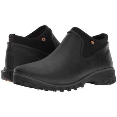 ボグス Bogs レディース ブーツ シューズ・靴 Sauvie Chelsea Black