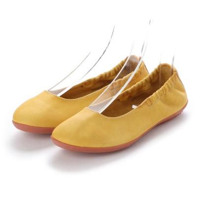 ヨーロッパコンフォートシューズ EU Comfort Shoes Softinos スリッポンパンプス(900.380) (イエロー)
