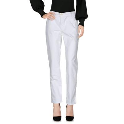 ジェイブランド J BRAND パンツ ホワイト 30 コットン 97% / ポリウレタン 3% パンツ