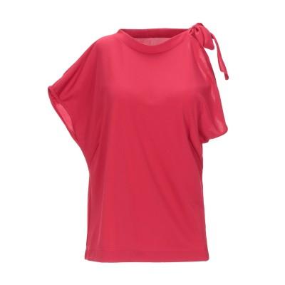 SEVENTY SERGIO TEGON T シャツ レッド 42 ポリエステル 94% / ポリウレタン 6% T シャツ