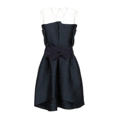 パロッシュ P.A.R.O.S.H. ミニワンピース&ドレス ダークブルー S ポリエステル 88% / ナイロン 12% ミニワンピース&ドレス