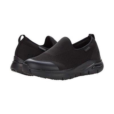 Skechers Arch Fit SR - Absidy Black 6.5 B (M)