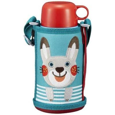 タイガー魔法瓶 ステンレスボトル コロボックル サハラ 2WAY ウサギ MBR-B06G-AR