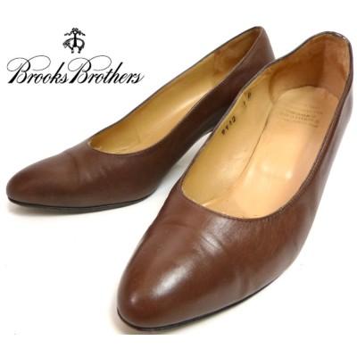 イタリア製ブルックスブラザーズ BROOKS BROTHER ハイヒール/ パンプス 6B(22.5~23cm相当) (レディース)【中古】