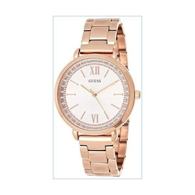 Guess Posh Quartz Ladies Watch W1231L3並行輸入品