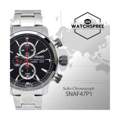 腕時計 セイコー Seiko Chronograph Watch SNAF47P1