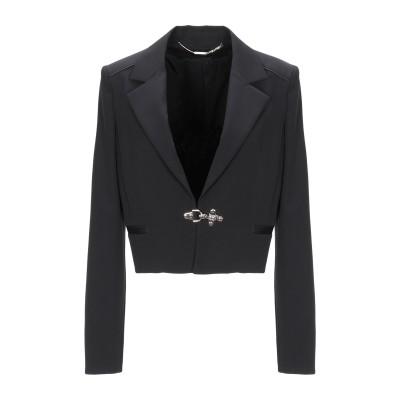 リュー ジョー LIU •JO テーラードジャケット ブラック 42 ポリエステル 88% / ポリウレタン 12% テーラードジャケット