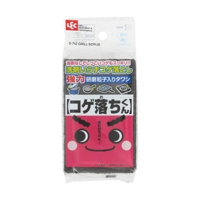 【あわせ買い2999円以上で送料無料】レック コゲ落ちくん 1個入