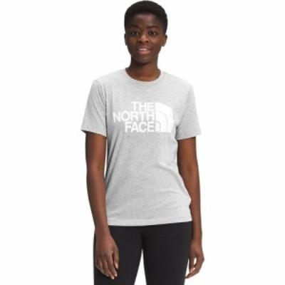 ザ ノースフェイス The North Face レディース Tシャツ トップス Half Dome Short - Sleeve T - Shirt TNF Light Grey Heather