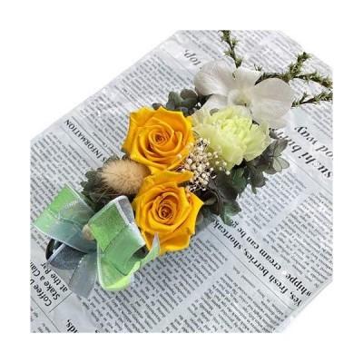 プリザーブドフラワー ギフト 陶器 現品限り ハンドメイド ホワイトデー 母の日 プレゼント 花 プレゼント 結?