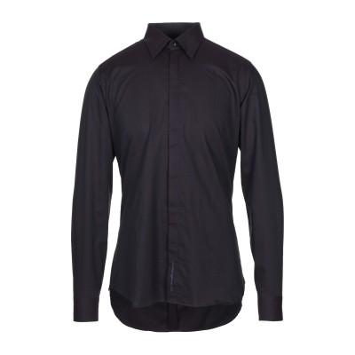 CARLO PIGNATELLI OUTSIDE シャツ ディープパープル 40 コットン 100% シャツ