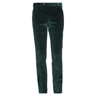 PT Torino パンツ エメラルドグリーン 48 コットン 98% / ポリウレタン 2% パンツ