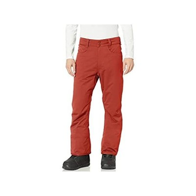 Billabong Men's Outsider Snowboard Pant, Magma, 2XL 好評販売中