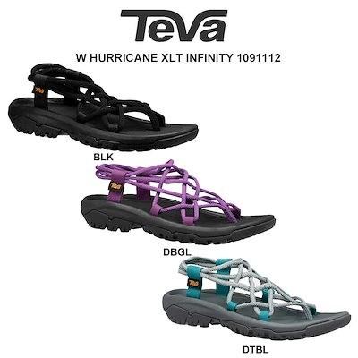 Teva(テバ)レディース スポーツ ストラップ サンダル W HURRICANE XLT INFINITY 1091112