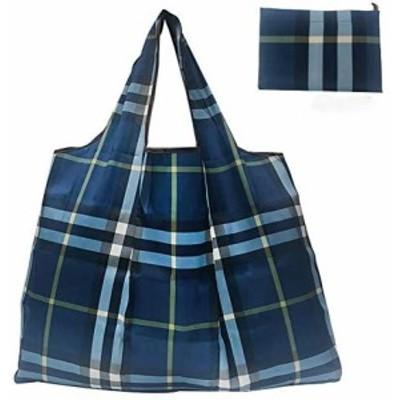 エコバッグ、折りたたみ 大容量買い物袋 コンパクトバッグ 軽量/頑丈/耐久/携帯便利、ショッピング/旅行/スポーツ用品の収納