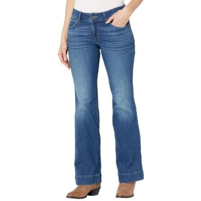 ユニセックス パンツ Retro Mae Wide Leg Trousers
