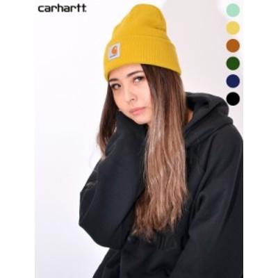 Carhartt WIP カーハート ニット帽 メンズ レディース 帽子 キャップ ワーク SHORT WATCH HAT ニットキャップ ビーニーキャップ ワッチキ