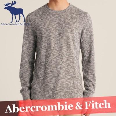 アバクロンビー&フィッチ Tシャツ 丸首 半袖 メンズ リラックス カラーブロック ロゴ XS〜XXL 新作 アバクロ