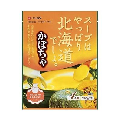 ベル食品 スープはやっぱり北海道でしょ。かぼちゃ 240g×6袋