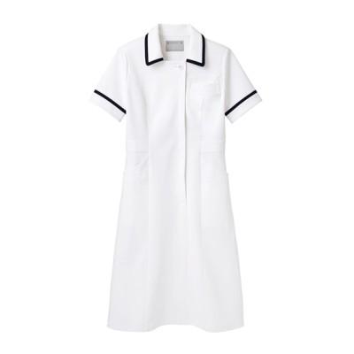 MONTBLANC 73-1758 ナースワンピース(半袖)(女性用) ナースウェア・白衣・介護ウェア