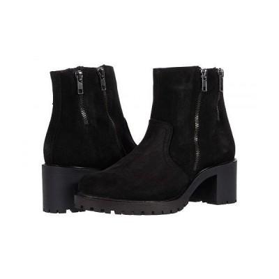 Eric Michael エリックマイケル レディース 女性用 シューズ 靴 ブーツ アンクル ショートブーツ Caressa - Black