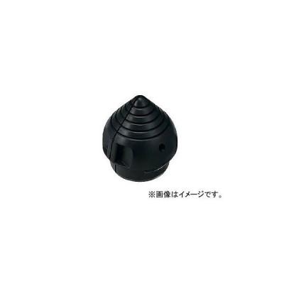 未来工業/MIRAI 端末ブッシング(エコノミータイプ) 金具付 MTV-16 黒 φ23mm