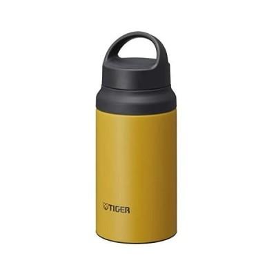 タイガー魔法瓶 水筒 サハラ ステンレスボトル 抗菌加工せん 400ml スラントハンドル軽量 直飲み (ベンガルタイガー 400ml)