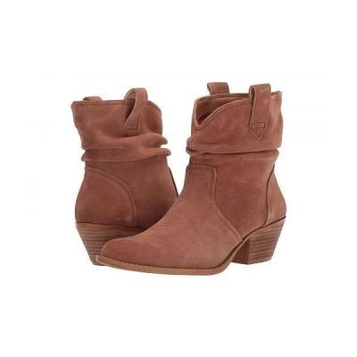 Dingo ディンゴ レディース 女性用 シューズ 靴 ブーツ アンクルブーツ ショート Jackpot - Dark Tan
