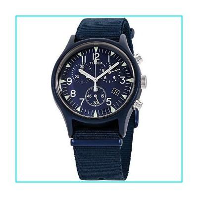 Timex MK1 Quartz Movement Blue Dial Men's Watch TW2R67600【並行輸入品】