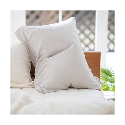 Fab the Home 枕カバー ストーン 50x70cm用 エアリーパイル FH113940-130