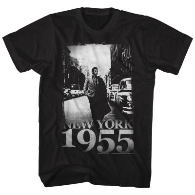 JAMES DEAN ジェームスディーン (生誕90周年 ) - 1955 / Tシャツ / メンズ 【公式 / オフィシャル】(XL)