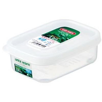 保存容器ユニックス(レンジ)330ml【返品・交換・キャンセル不可】【イージャパンモール】