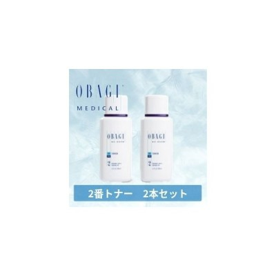 オバジ ニューダーム トナー 200ml 2本セット 化粧水 OBAGI